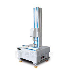 Trung Quốc Automatic Peel Force Adhension Compression Tensile Testing Machines With Single Column nhà cung cấp