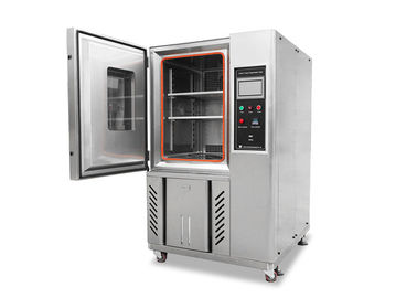 Trung Quốc Customized 225L Temperature Humidity Chambers , Stainless Steel Plate Testing Equipment nhà cung cấp