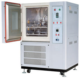 Trung Quốc Stainless Steel Rubber Testing Machine , Vertical Freezing Leather Flexing Testing Equipment nhà cung cấp