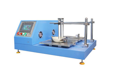 Trung Quốc BS 7069 Abrasion Resistance Test Machine With 6.5+/-0.2m/min nhà cung cấp