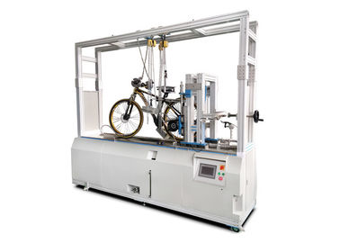Trung Quốc Electronic Bicycle Testing Machine / Bicycle Simulation Dynamic Road Performance Tester nhà cung cấp