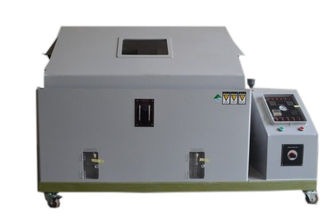 Trung Quốc Plastic Board Salt Spray Corrosion Testing Chamber With Multiple Safety Protection Device nhà cung cấp