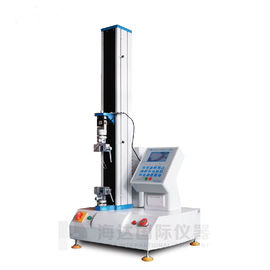 Trung Quốc Electric Tensile Strength Test Machine With Panasonic Servo Motor For Metal / Rubber nhà máy sản xuất