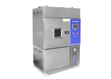 Trung Quốc HD-E711 Climatic Aging Xenon Test Chamber with Xenon Long Arc Lamp for Rubber nhà phân phối